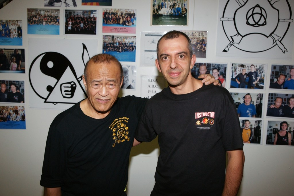 Jeet Kune Do - Alf and Guro Dan Inosanto