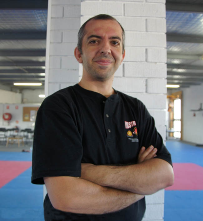 Jeet Kune Do Instructor Alf Cocco