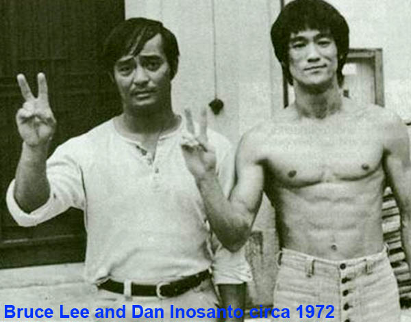 bruce lee's jeet kune do - with Dan Inosanto